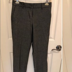 Ann Taylor gray work trouser